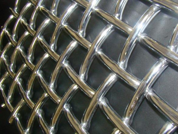 металические плетеные сита