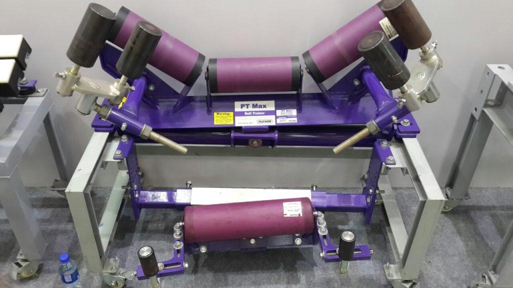 роликоопоры ленточных конвейеров